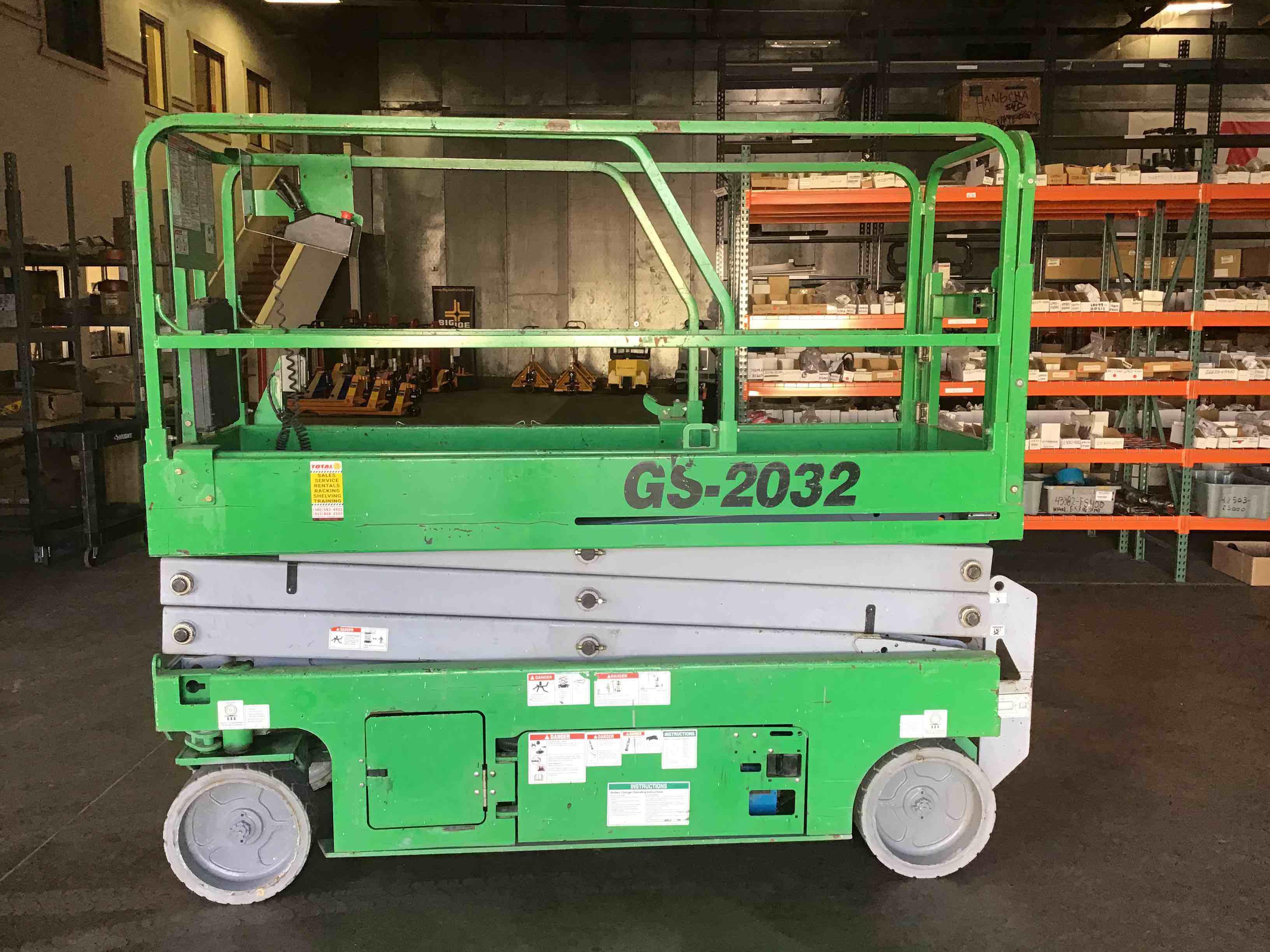 GS-2032 GS3213A-116687